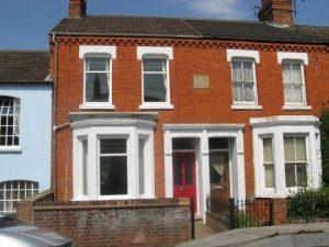 Shelley Street, Northampton