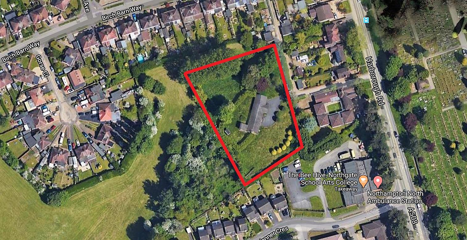 LLand for sale with planning permission, Northampton